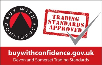 Fibreglass roof repair somerset Trading Standards Approved