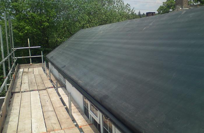 Thermal Roof Gallery Flat Roof Repair Company Weston Super