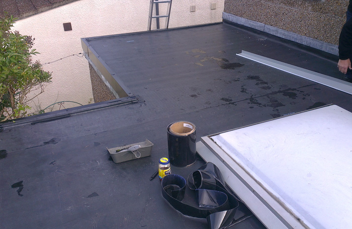 Thermal Roof Gallery Flat Roof Repair Company Weston Super