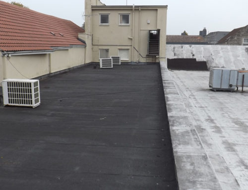 7 reasons that your North Somerset flat roof may need repairing