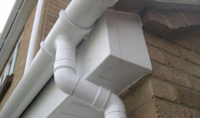 North Somerset upvc fascias, soffits and guttering