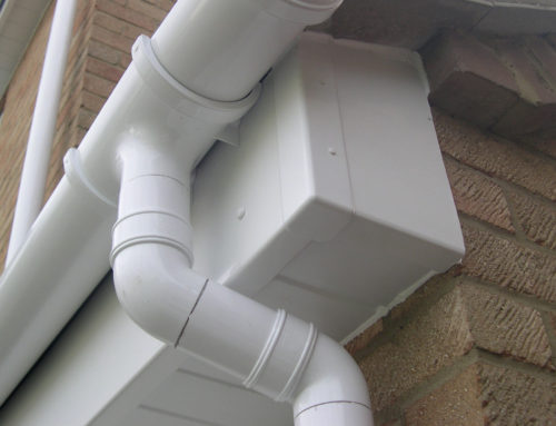 Refresh your North Somerset uPVC fascias, soffits and guttering
