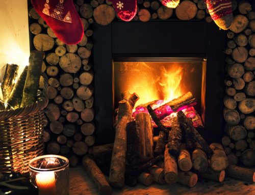 See to your North Somerset chimney before Santa comes!