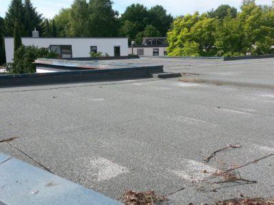 Weston super mare roof