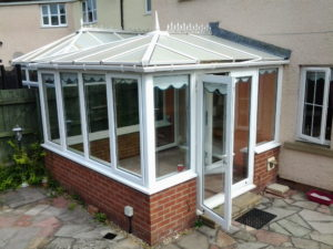 North Somerset conservatory roof before