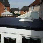 North Somerset conservatory roof