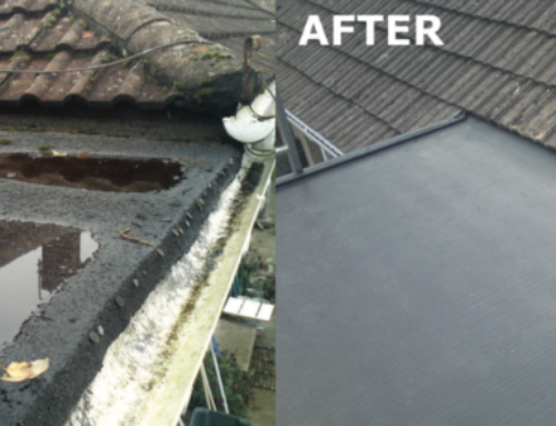 Take Advantage of our Bath Flat Roofing Winter Offer