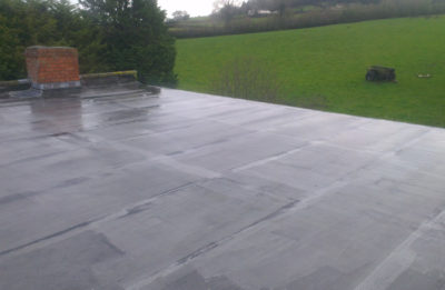 clevedon flat roof