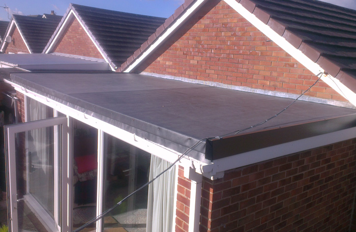burnham flat roof