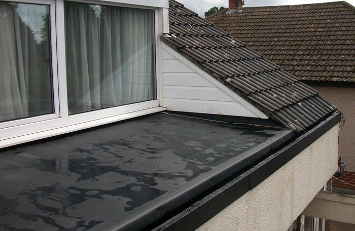 portishead flat roof