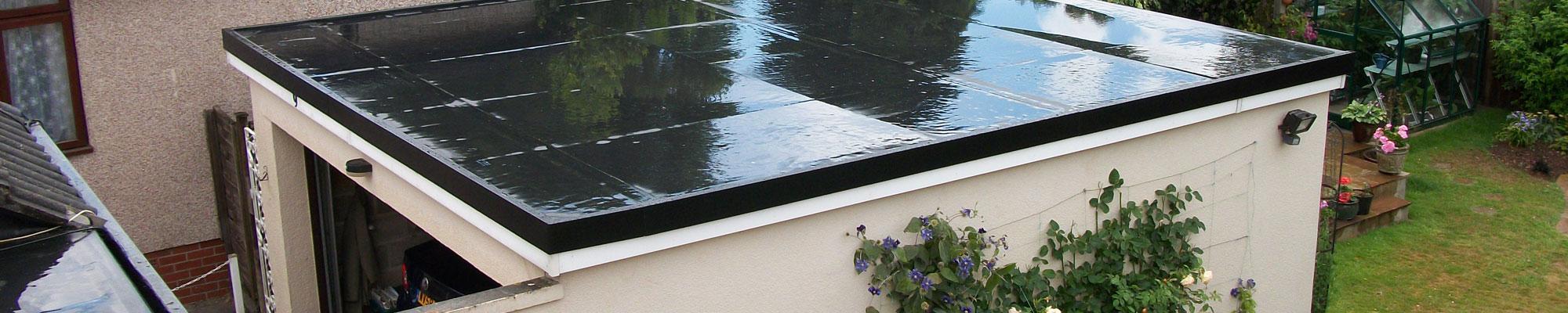 bath flat roof