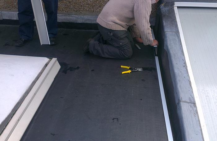 chippenham flat roof solution