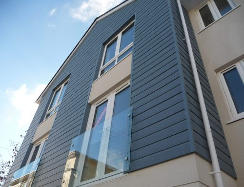 Proud installers of Freefoam PVC-CE Cladding